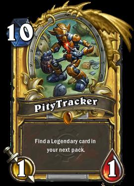 PityTracker - The Best Pack Tracker for Hearthstone